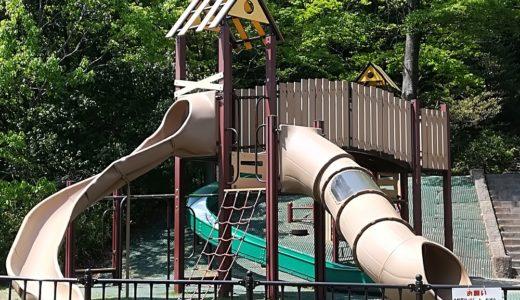 東京都稲城市【稲城中央公園】は桜の名所/ローラー滑り台がおすすめの公園