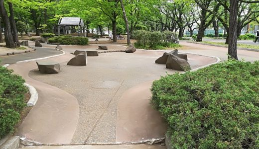 府中の森公園|駐車場は?夏は水遊び♪豊富な遊具|バーベキューOK
