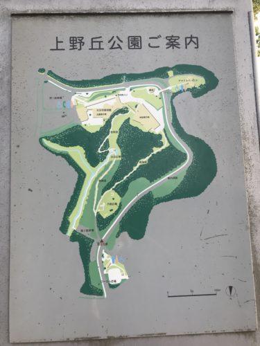 上野の森公園1
