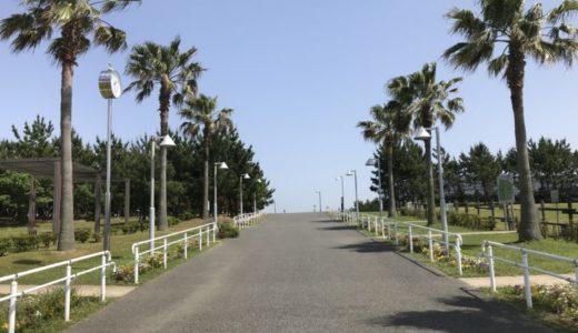 浦安総合公園|デイキャンプ場でバーベキュー♪広大な芝生でボール遊び♪