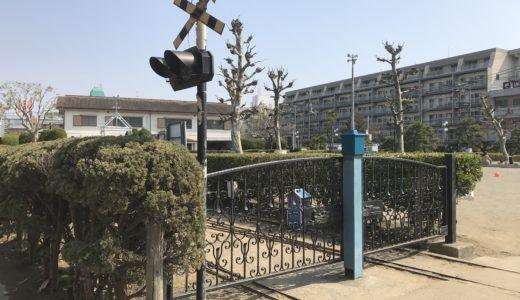 行徳駅前公園|ミニSL運行日注意!夏はプール・噴水遊び|駐車場は?