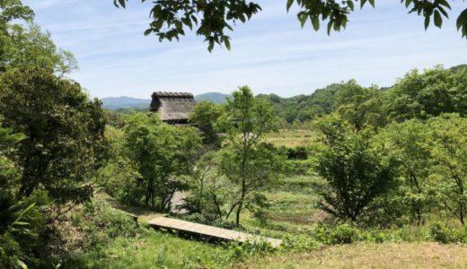 金沢|夕日寺健民自然園でザリガニ釣り♪化石掘り♪里山ふるさと館で一休憩♪