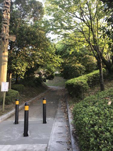 上野の森公園9