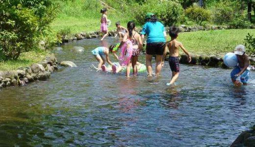 川崎市(川崎区・幸区)|水遊び(じゃぶじゃぶ池)ができる公園6選