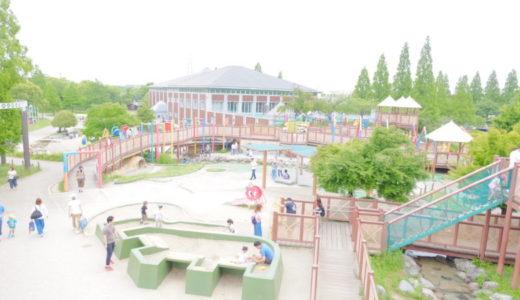 名古屋|とだがわこどもランド|水遊びとローラ滑り台が大人気!遊具いっぱい!雨の日も遊べる館内施設も充実♪