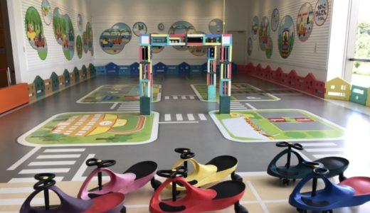 豊田市交通安全学習センターでゴーカートやSLに乗ろう!ストライダーの持ち込みOKです♪