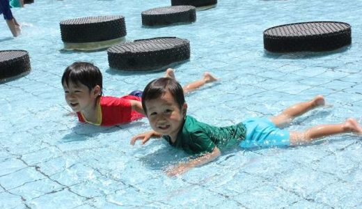 刈谷市|水遊び(じゃぶじゃぶ池・噴水)ができる公園4選!!オムツ情報あり♪