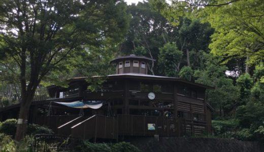 横浜市都筑区「鴨池公園」雨の日OKのログハウスが楽しい♪遊具情報も!!