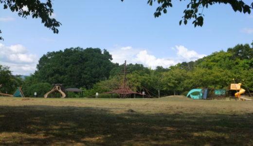 橿原市「香久山公園」の昆虫遊具で遊ぼう!ピクニックや春の桜もおすすめ!