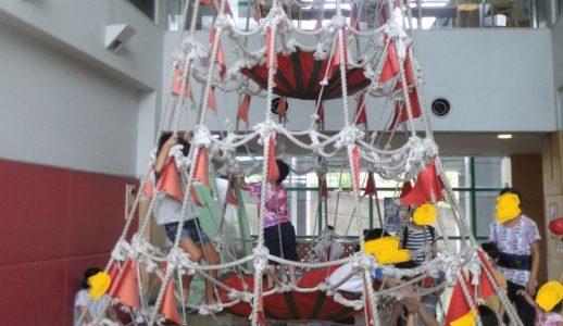 京都|城陽市「文化パルク城陽プレイルーム」プラネタリウム・遊具で遊べる雨の日OKの室内施設