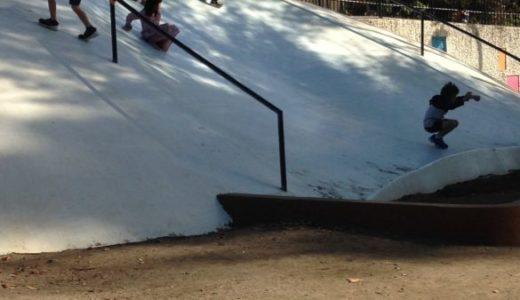 世田谷区|駒沢公園内の子供の遊べる「ぶた/りす/うま公園」の遊具情報♪駐車場は?